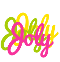 Joly sweets logo
