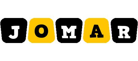 Jomar boots logo