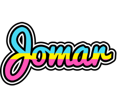 Jomar circus logo