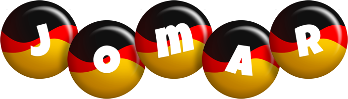 Jomar german logo