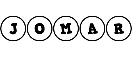 Jomar handy logo