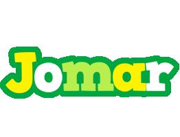 Jomar soccer logo
