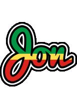 Jon african logo