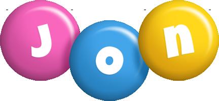 Jon candy logo