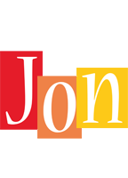 Jon colors logo