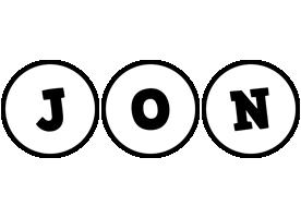 Jon handy logo