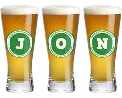 Jon lager logo