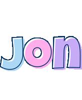 Jon pastel logo