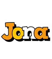 Jona cartoon logo