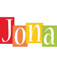 Jona colors logo