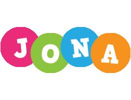 Jona friends logo
