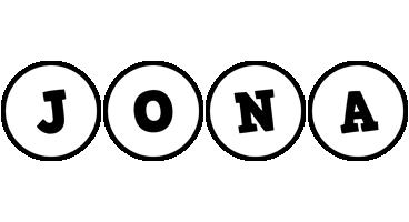 Jona handy logo