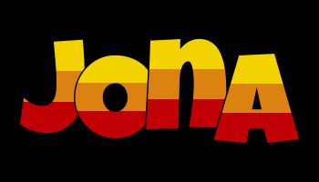 Jona jungle logo