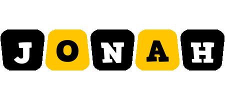 Jonah boots logo