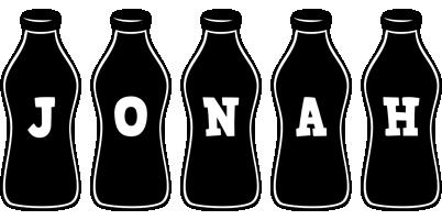 Jonah bottle logo