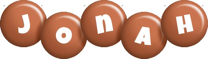 Jonah candy-brown logo