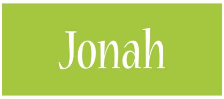 Jonah family logo