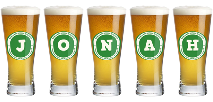 Jonah lager logo