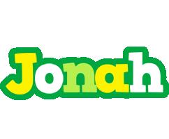Jonah soccer logo