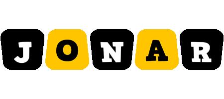 Jonar boots logo