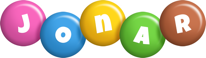 Jonar candy logo