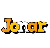 Jonar cartoon logo