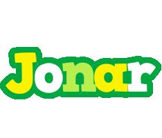 Jonar soccer logo