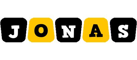 Jonas boots logo