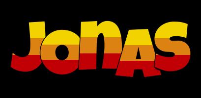 Jonas jungle logo