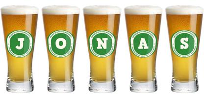 Jonas lager logo