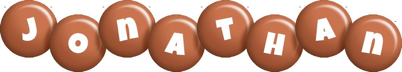 Jonathan candy-brown logo