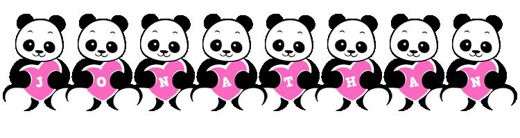 Jonathan love-panda logo