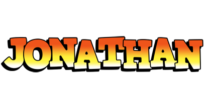 Jonathan sunset logo