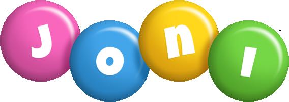 Joni candy logo
