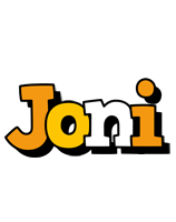 Joni cartoon logo