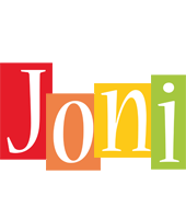 Joni colors logo