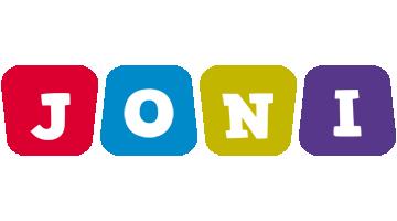 Joni daycare logo