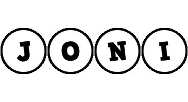 Joni handy logo