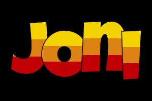 Joni jungle logo