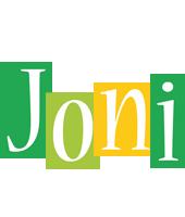 Joni lemonade logo