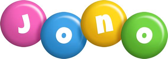 Jono candy logo
