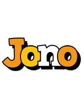 Jono cartoon logo