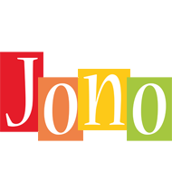 Jono colors logo