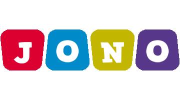 Jono daycare logo