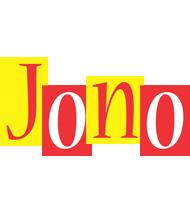 Jono errors logo