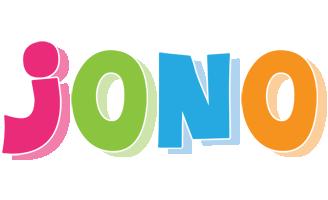 Jono friday logo