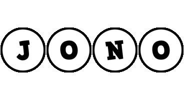 Jono handy logo