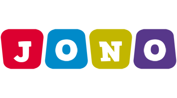 Jono kiddo logo