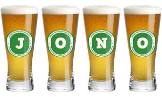 Jono lager logo