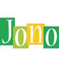 Jono lemonade logo